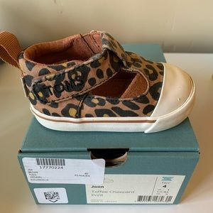 Toms Shoes - TOMS Toddler Cheetah Shoes, 4T